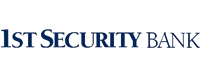 1st Security Bank logo
