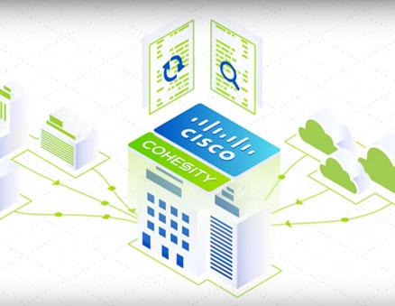 Cohesity + Cisco: Solving Mass Data Fragmentation