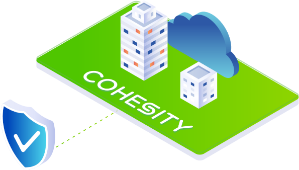 Cohesity cloud