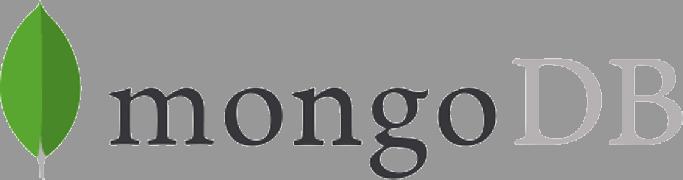 mongoDBロゴ