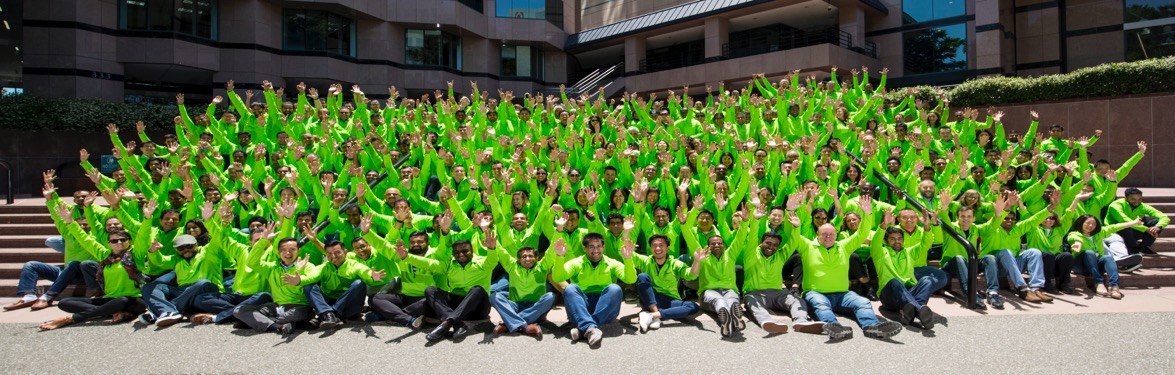 cohesity hands up