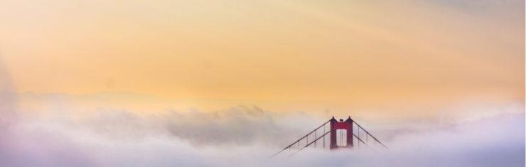 Cohesity Blog Hero Green San Francisco Cloud