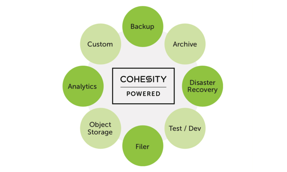 Cohesity Powered Services