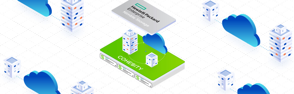 cohesity hpelaunch banner image