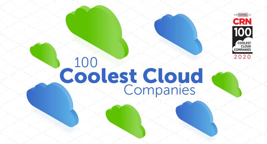 Coolest Cloud Companies PR banner