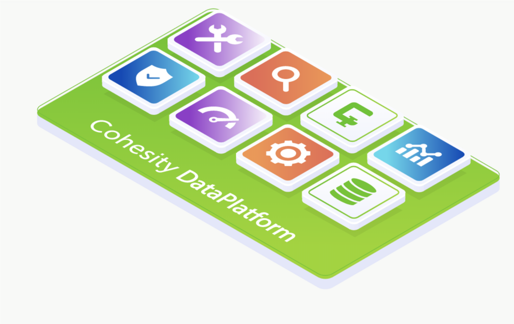 Cohesity dataplatform