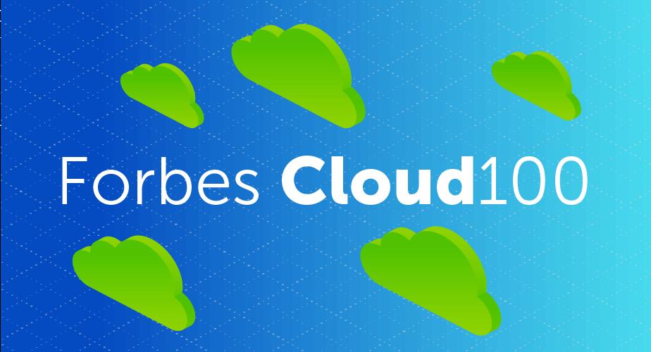 Forbes 2020 Cloud 100 Pr Hero