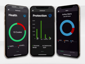 Helios mobile app screenshots