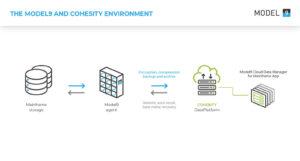 model9 cohesity environment