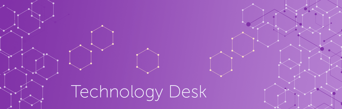 technology-desk-purple-banner