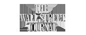 The Wall Street Journal White News Logo