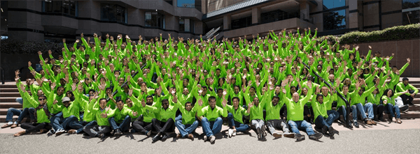 photo de la société cohesity