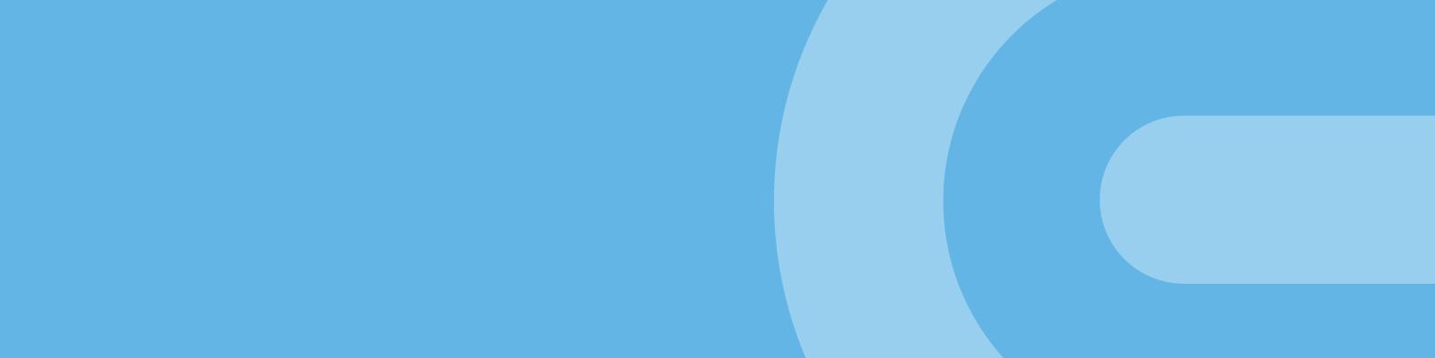 Banner Big C - light blue