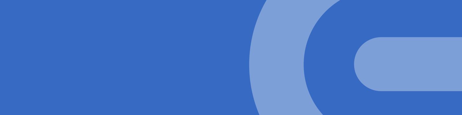 Banner Big C Med Blue