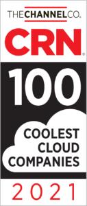 2021 CRN Coolest Cloud Companies Award