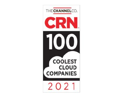 CRN Coolest Cloud Company Award 2021