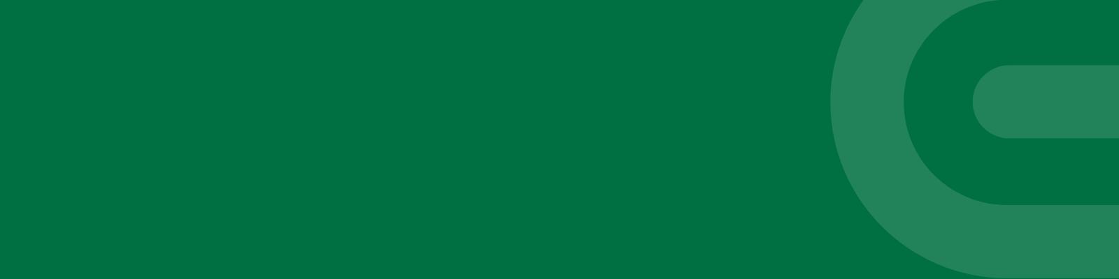 Generic Hero Banner Dark Green
