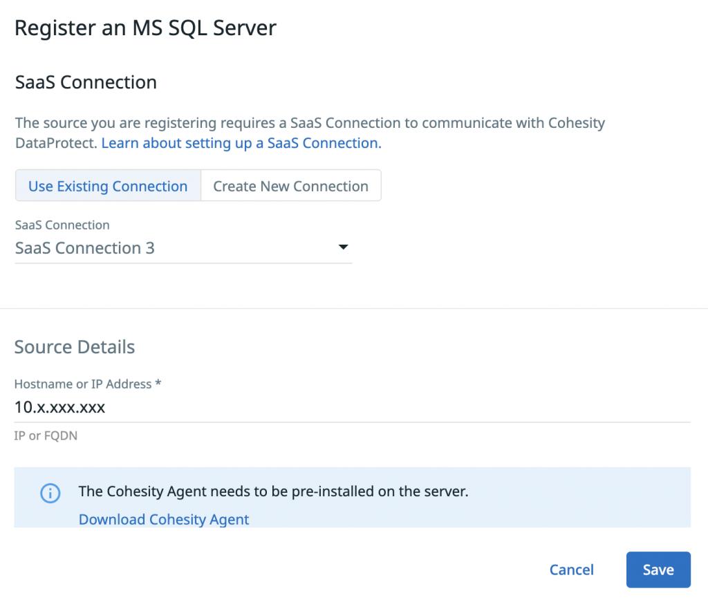 Register SQL