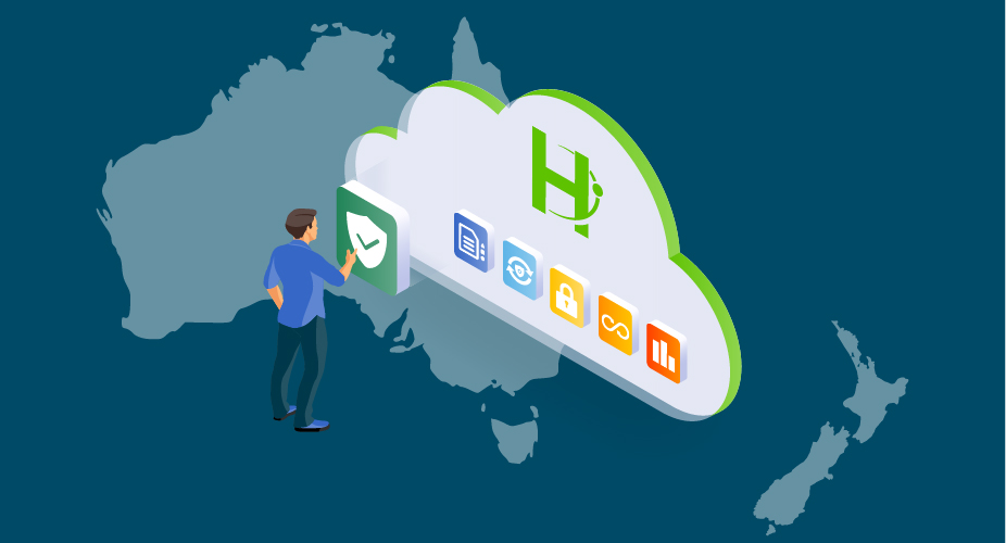 Cohesity Brings Backup as a Service to Australia and New Zealand to Simplify Data Protection hero banner
