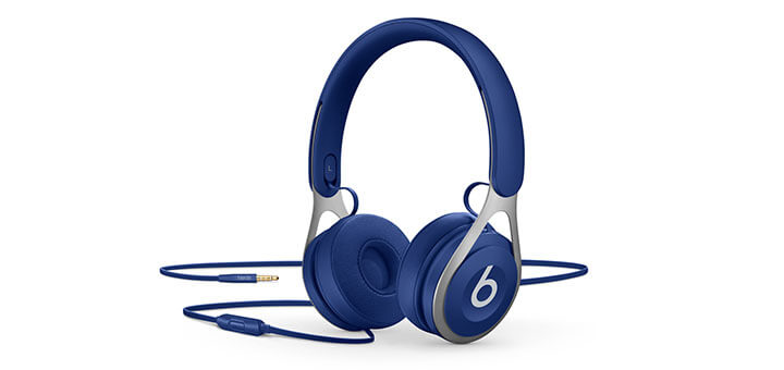 Beats Headphones Center Aligned