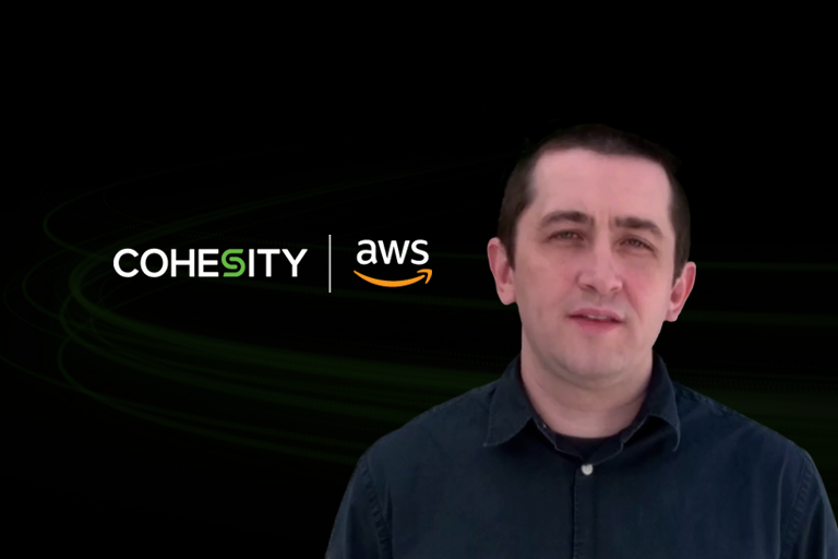 Kevin Miller, General Manager, Amazon S3, AWS Video-Miniaturansicht