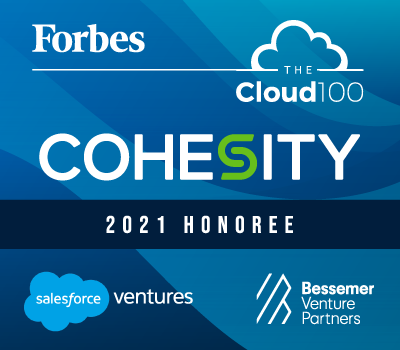 2021 Forbes Cloud 100 Honoree