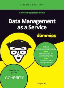 DMaaS for Dummies eBook Cover