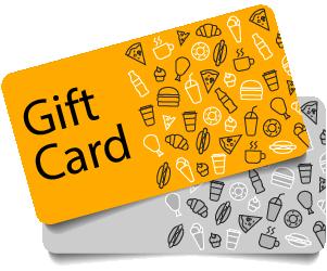 UberEats Gift Card