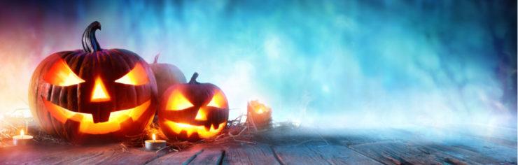 Halloween at Cohesity