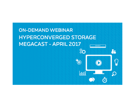 Hyperconverged Infrastructure Megacast April-2017