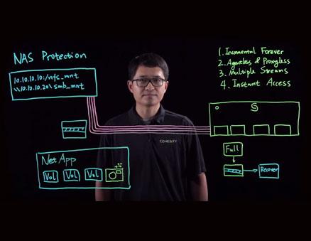 Protecting NetApp or any NAS with Cohesity DataProtect