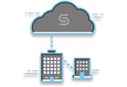 Cohesity-Edge-to-cloud-Icon