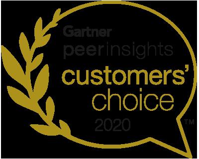 Gartner Peer Insights 2020