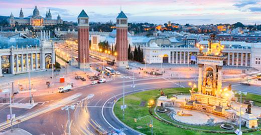 Barcelona-Spain-City