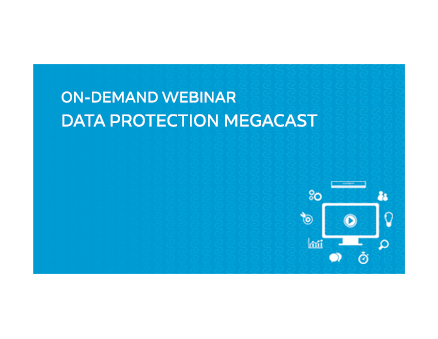 Data Protection Megacast