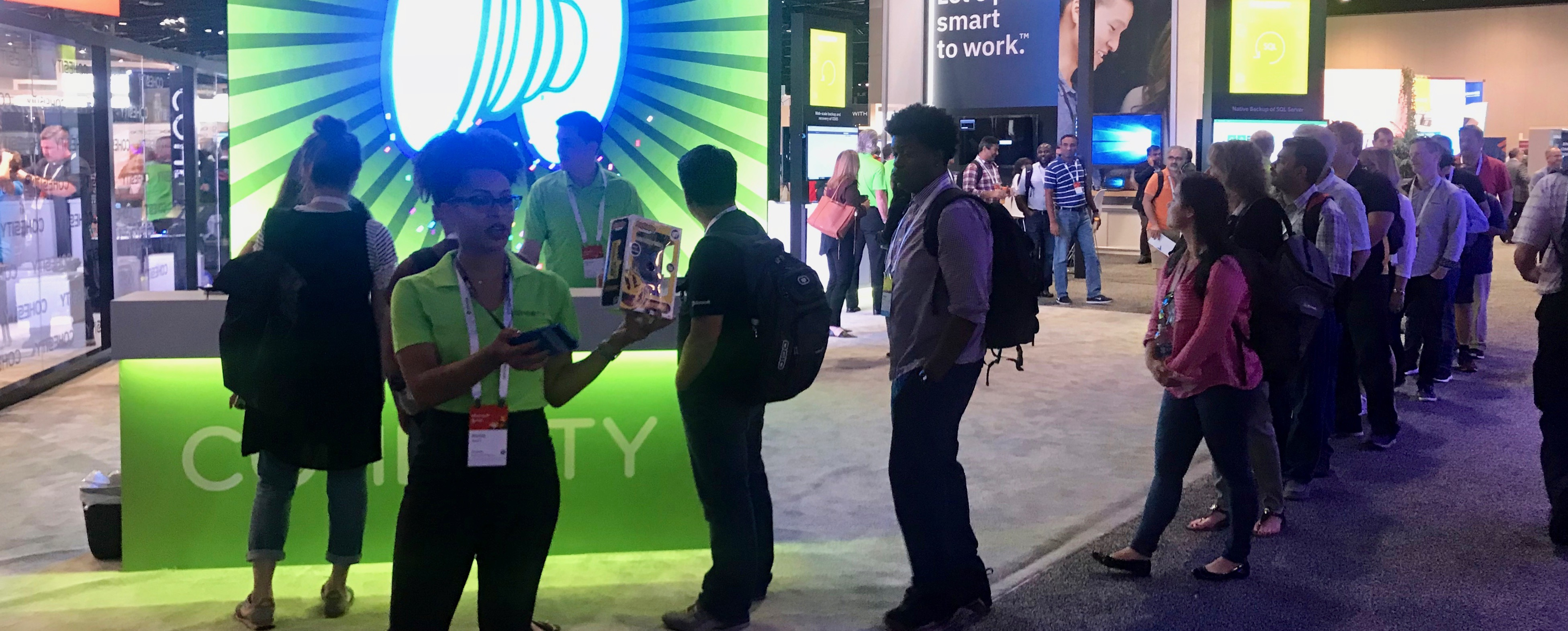 Cohesity, our Customers, and theCUBE Held the Spotlight at Microsoft Ignite 2018