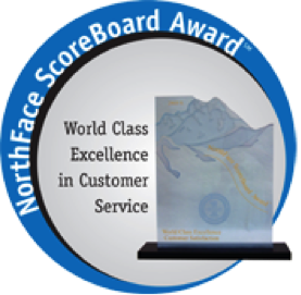 NorthFace ScoreBoard Award