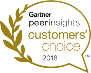 Gartner Peer Insights 2018
