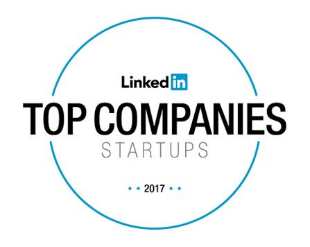 Linkedin Top Startups 2018