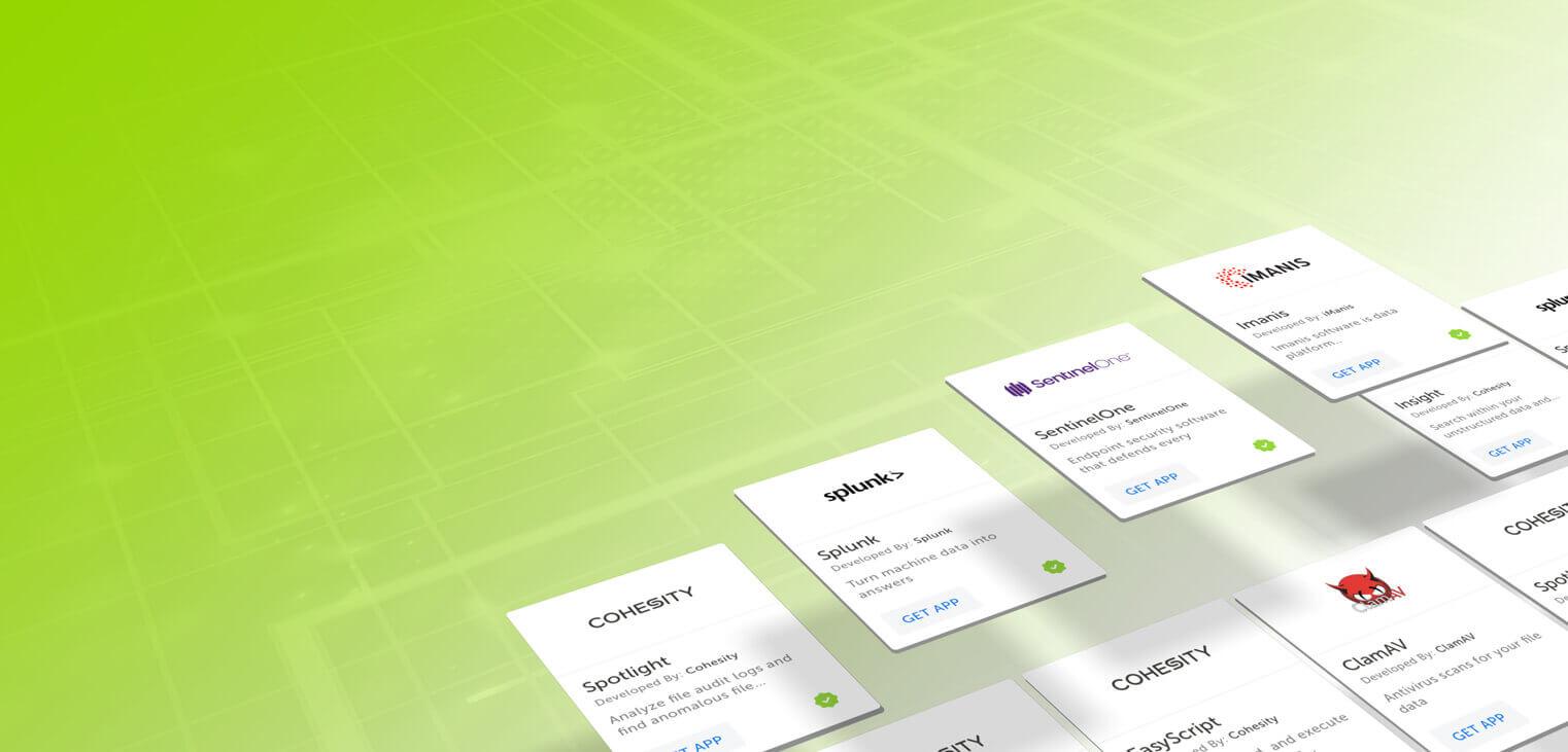 Ushering a New Era in Data Management | Cohesity
