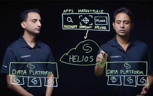 Demand More from Your Backup Data with Cohesity and 3rd Party Apps
