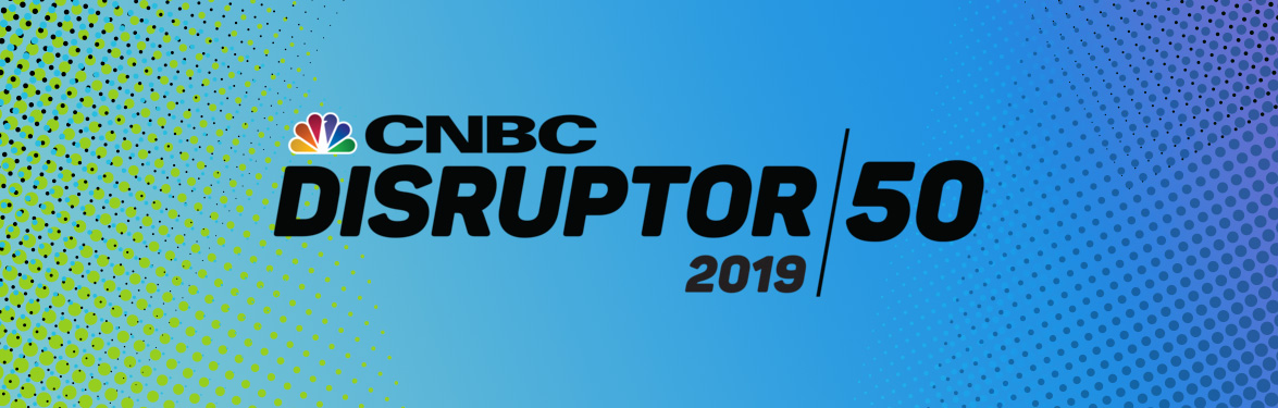 Cohesity Named to the 2019 CNBC Disruptor 50