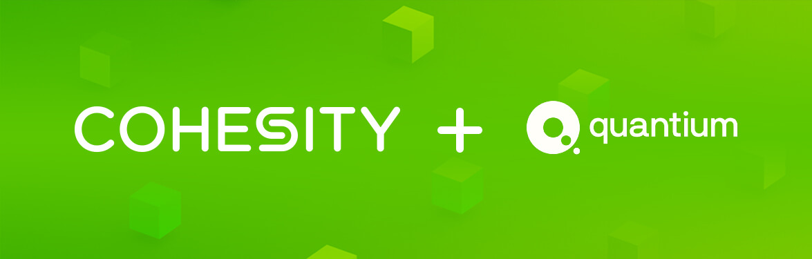 Quantium Consolidates Backup on a Single, Unified Data Management Solution With Cohesity and Cisco
