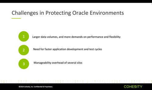 Going Beyond Backup and Recovery: Comprehensive Solution to Manage and Make Your Oracle