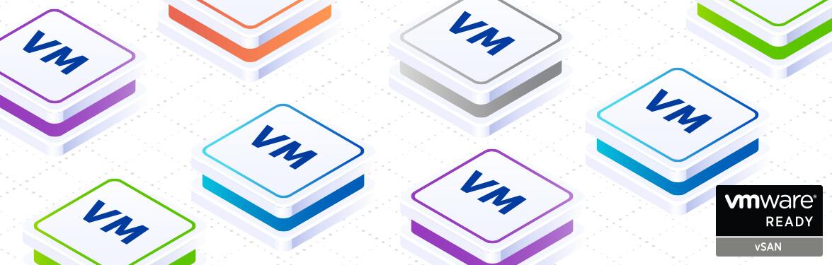 Cohesity DataProtectとCohesity DataPlatformがVMware Cloud on AWS に対応