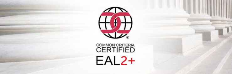 Pushing the Edge in Security: Achieving the Common Criteria Certification