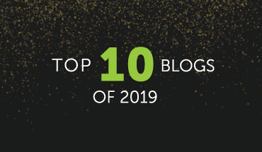 Top 10 Blogs of 2019