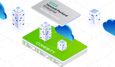 A Better Way to Protect and Manage Your Data with Cohesity and HPE Nimble Storage