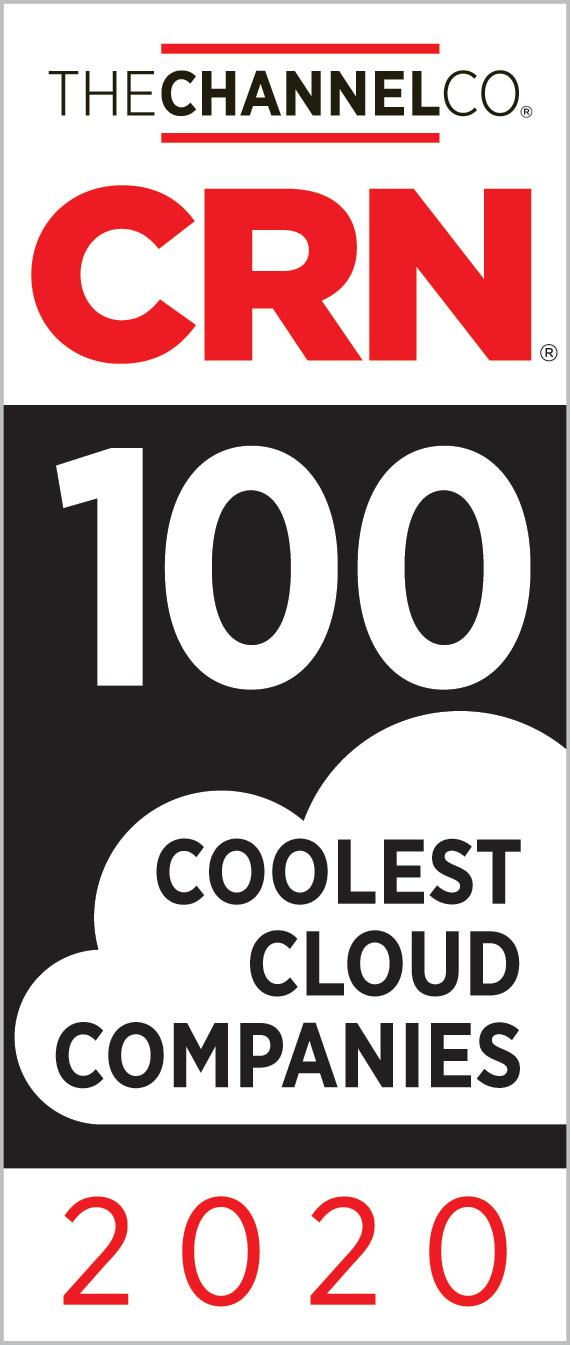 2020 CRN Coolest Cloud Company