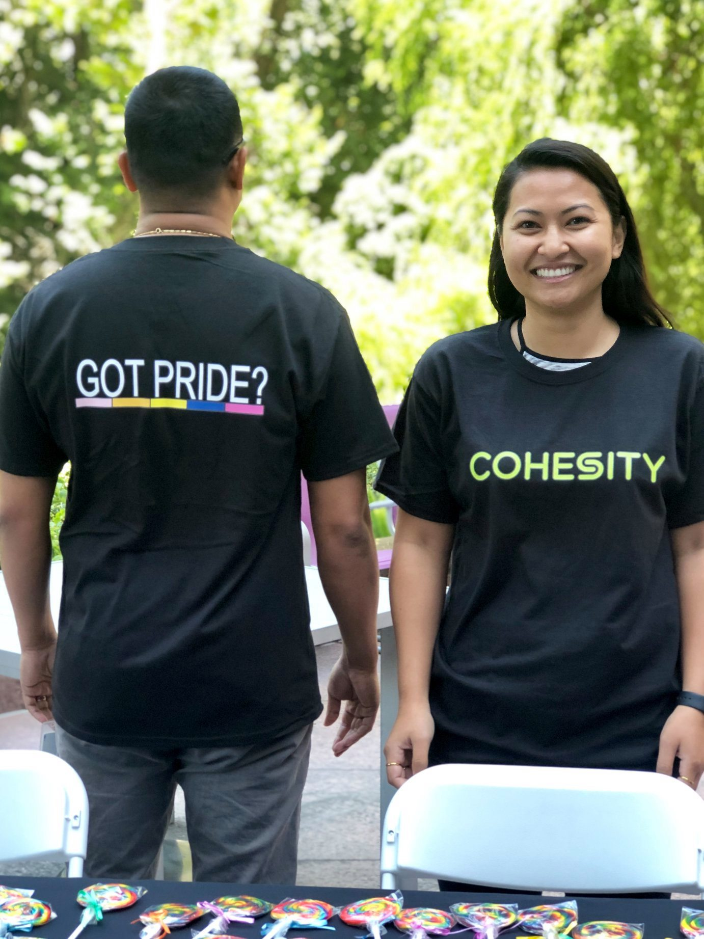 Cohesity Pride Event